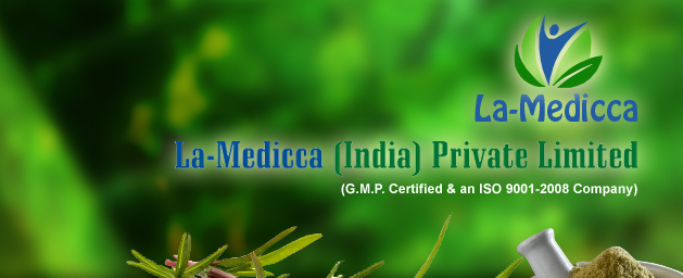 LA-MEDICCA :ayurvedic products manufacturers in india